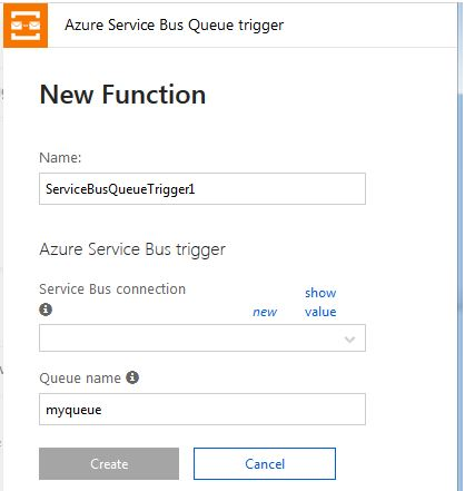 Setting the Azure Service Bus Connection in Service Bus Queue Triggered Azure function